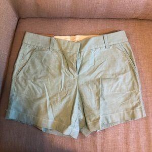 J.Crew Chino broken in shorts